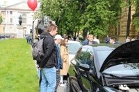 Участие EV78 в SPBtransportfest 2019